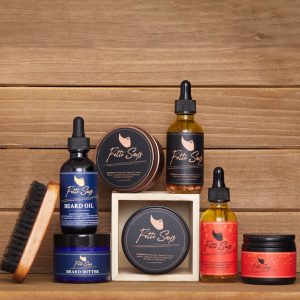 Fetti Says Beard Care Gift Set