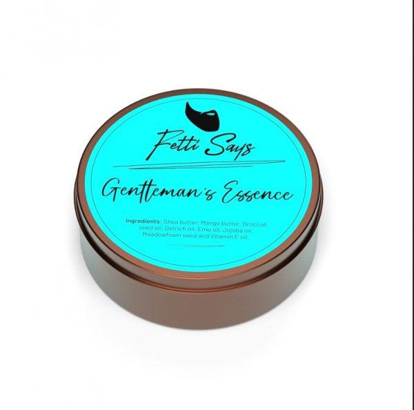 Fetti Says Gentlemans Essence Beard Butter